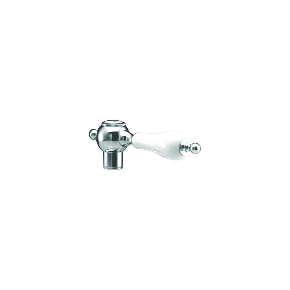 Hot handle faucet part