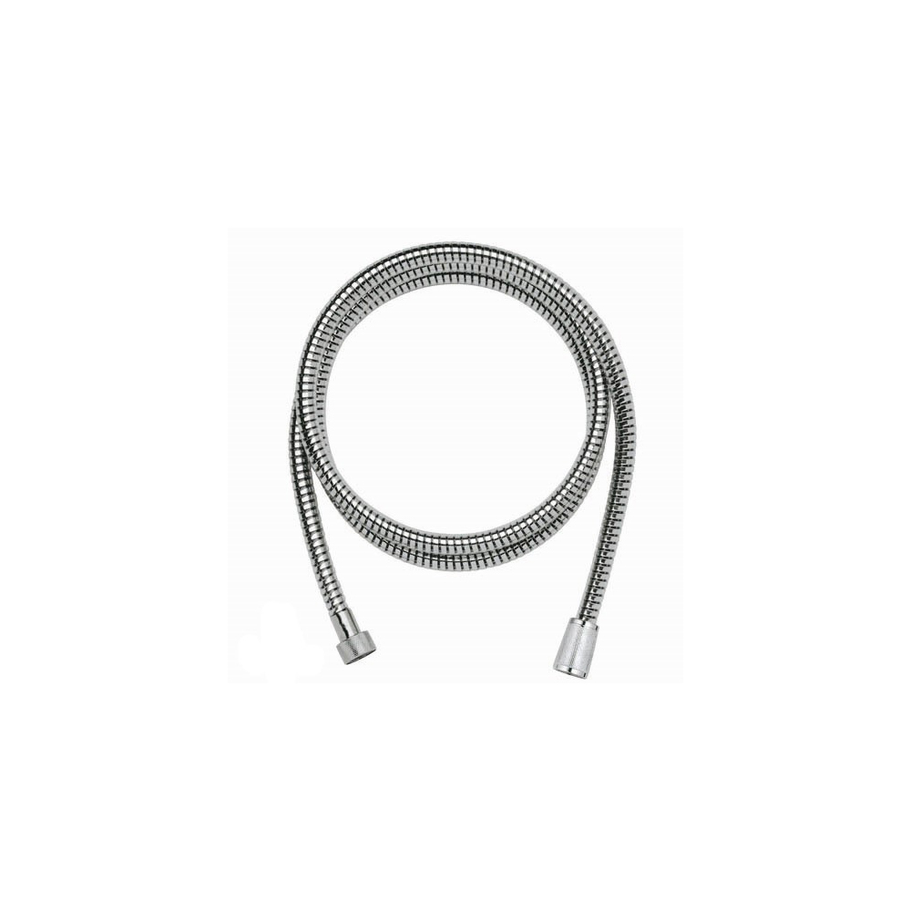 Shower hose spiroflex 150 cm with cone and ring nut