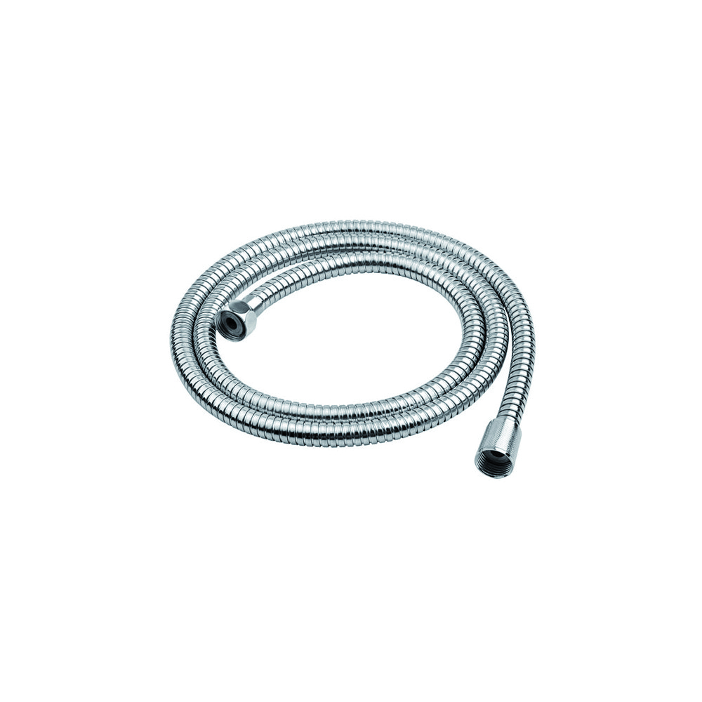 Shower hose with male and female ends