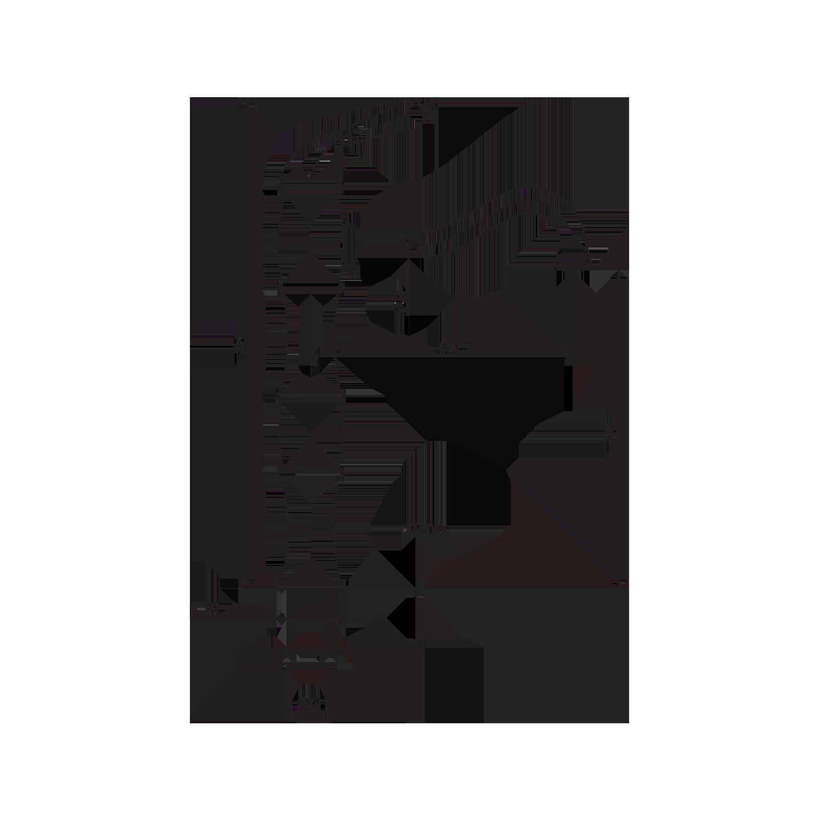 Mitigeur de commande pour lavabo avec bec long et déchets