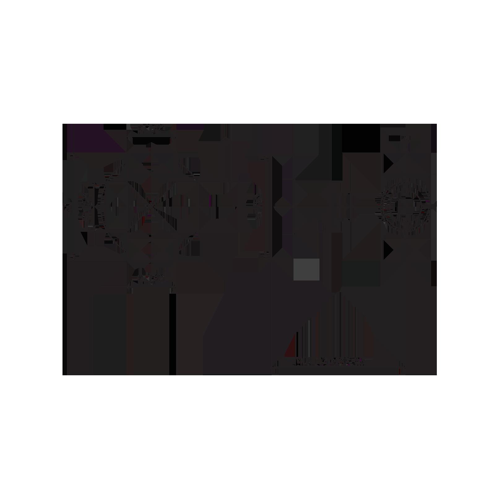 Quadratische Umstellung für Säule mit Wandhalterung und mit  Rosette.