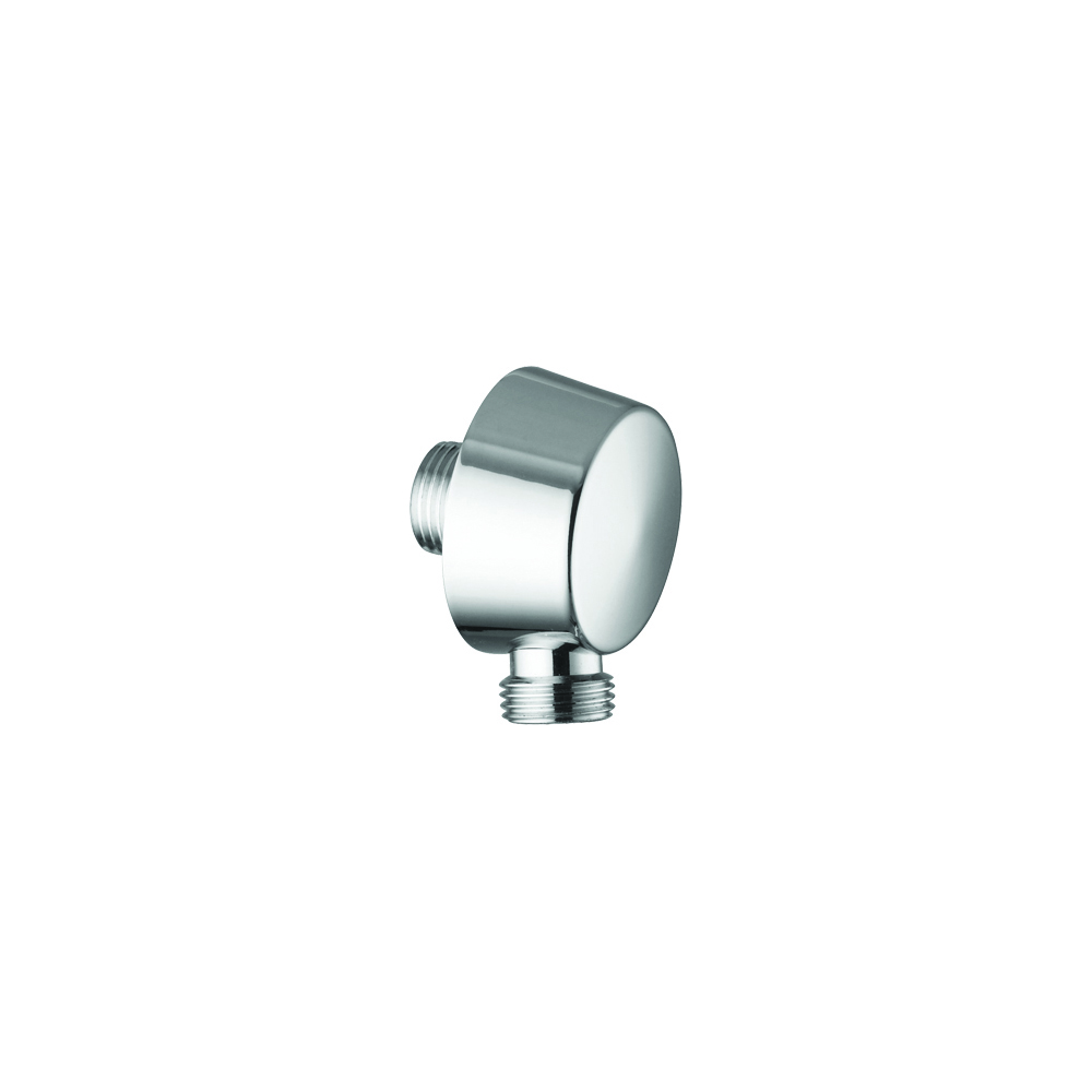 Shower outlet elbow
