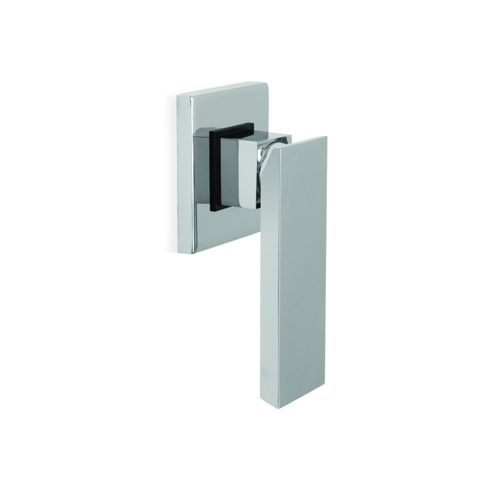 Built-in single handle shower faucet